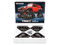 Traxxas TRX-4 Caterpiller Track Set (4) (complete set, front & rear)
