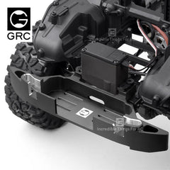 Traxxas TRX-6 Desert CNC Front Bumper With Adjustable Winch Mount