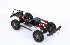 SCX10 II Full Alloy Chassis Set 313mm Wheelbase