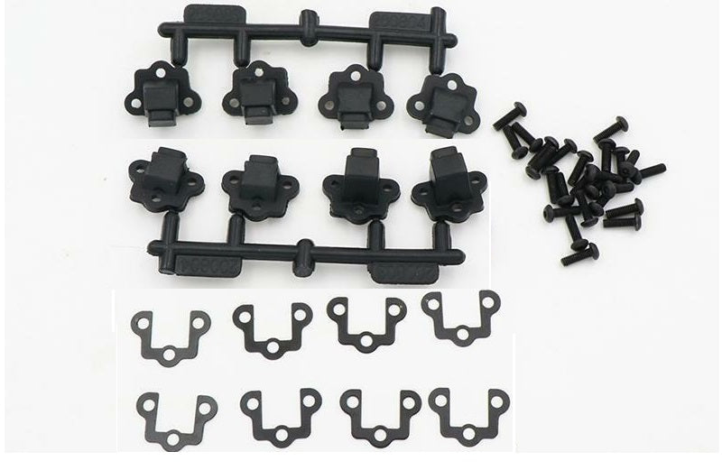 BC8 Mammoth Suspension Bump Stop Set