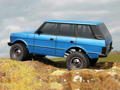 Carisma SCA-1E 1981 4-Door Range Rover Deluxe Kit with Alloy Wheels