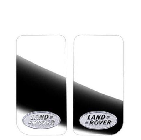 Metal Stainless Steel Mirror For Traxxas TRX-4 Defender DJX-1035 (2Pcs)