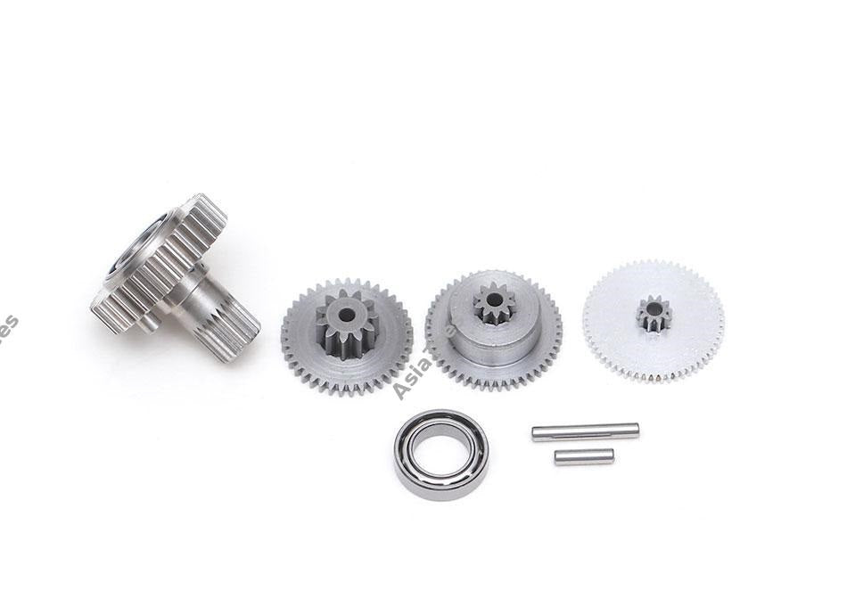 Boom Racing Complete Rebuild Steel Gears for PYTHON™ Servo