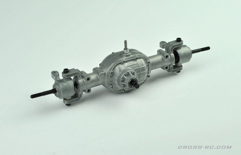 Alloy Front Axle KC-6