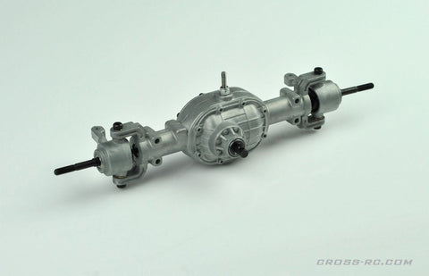 Alloy Front Axle MC-4 MC-6