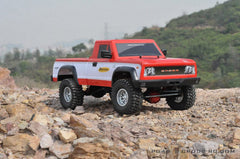 Cross-rc PG4R Complete Kit