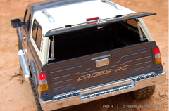 PG4 Luggage Rack/Hard Top