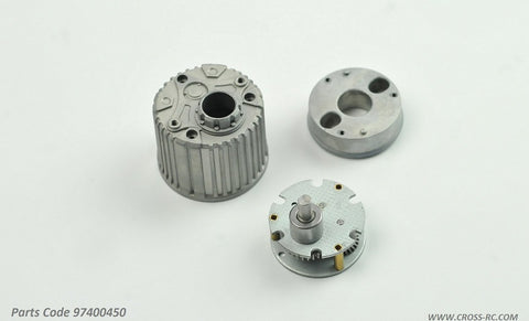 Demon Complete Gearbox Assy