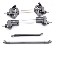 Axial SCX10 II Portal Axle Conversion Set  (Pair front and rear)