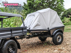 "1/10 Pop-Up Camper Tent Trailer (w/ 1.55"" 16-Hole Steelies & SP Road Tracker Tires)"