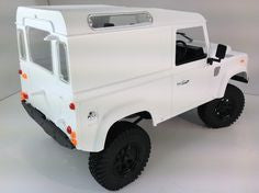 RC4WD Landrover D90 Van Style Body Set 1/10 Scale