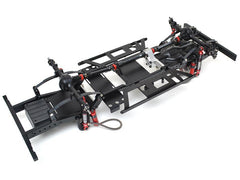 Defender 1/10 ARTR Assembled Chassis with Realistic Engine for TRC Raffee D110 Defender