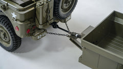 ROC Hobby 1/6 M100 Trailer for MB SCALER 4x4