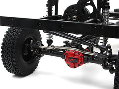 Defender D110 Assembled Chassis For RC4WD Body