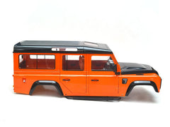 Landrover Super Scale D110 Station Wagon Body Set 1/10