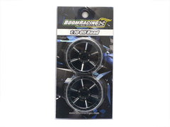 EVO™ 1.9 High Mass Beadlock Aluminum Wheels Splite-6 Pair