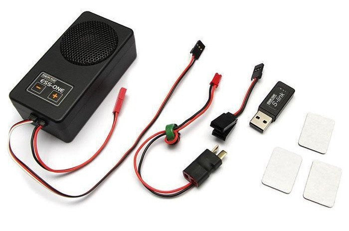 ESS-ONE-PLUS Engine Sound System Fully Programmable