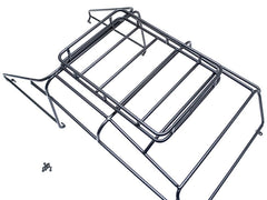 Adventure Metal Cage Rack w/ Luggage Tray for Team Raffee Co. Defender D110 Pickup