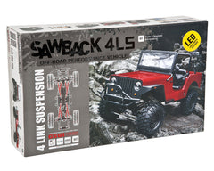 Gmade 1/10 GS01 Sawback 4LS Scale Crawler Kit
