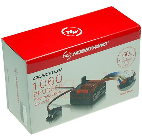 Hobbywing 1060WP Brushed Crawler Esc