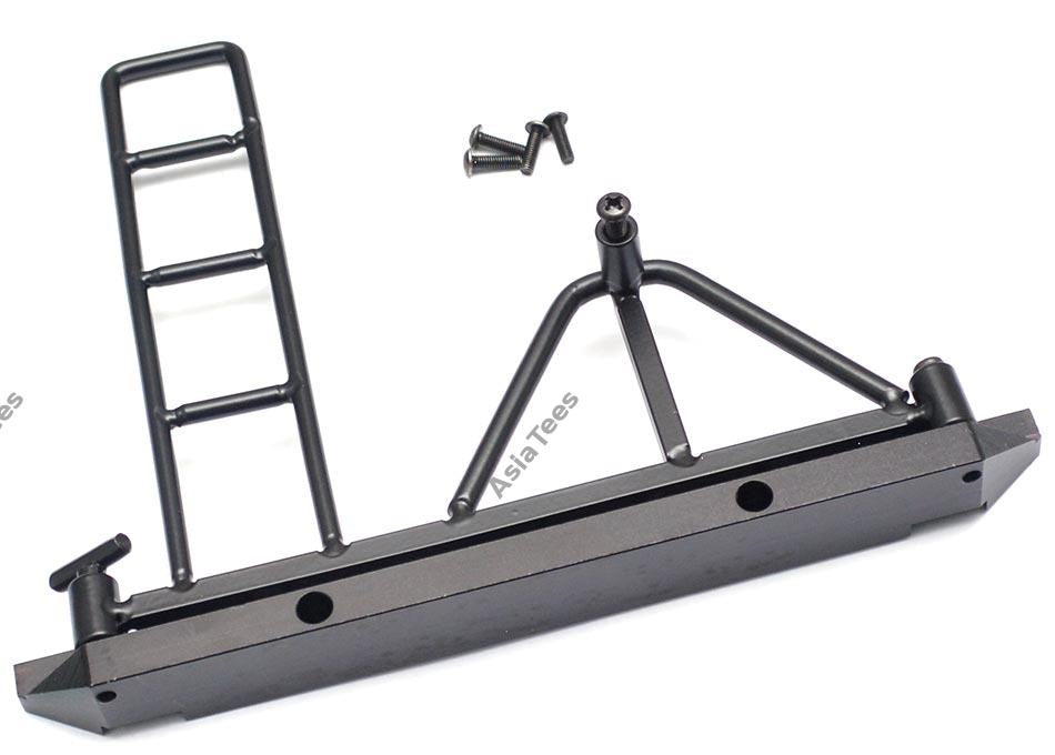 Rear Bumper w/ Ladder and Tire Holder for TRC Defender D90/D110 Wagon