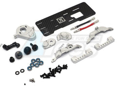 Traxxas TRX-4 GRC Front Motor Conversion Kit w/ Aluminum Gearbox
