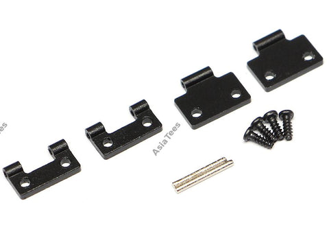 Metal Rear Door Hinge for TRC Defender D90 & D110