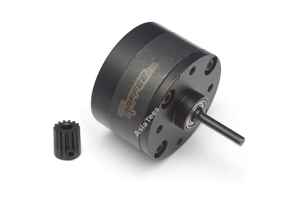 Compact 3:1 Gear Reduction Unit for 540 Motor (1)