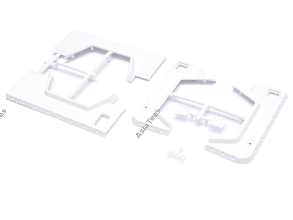 Fender Kit and Body Panel for TRC D90 Defender TRC/302224 and TRC/302223 (Square)