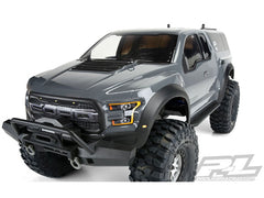 Pro-Line 2017 Ford F-150 Raptor Clear Body for 12.8in Wheelbase TRX-4
