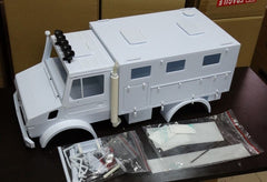 Mercedes Benz Unimog Full Bed Body Kit 1/10 Scale New Version