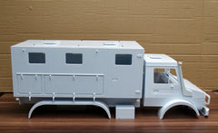 Mercedes-Benz Unimog Full Body 1/10 Scale 6x6 Plastic Body