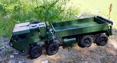 OshKosh M977 8X8 Body Set 1/10 Scale New Version With Hiab