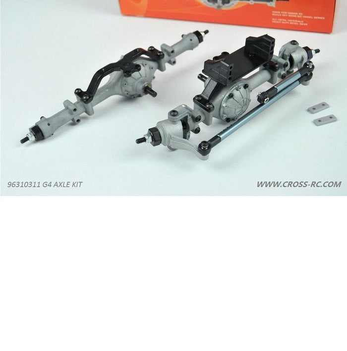 Cross RC G4 Axle Set CVD Version