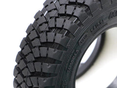 1.9 Mud Terrain Trophy BR-T29A Tire Gekko Compound 3.6x0.94 Inch (93x24mm) (2)