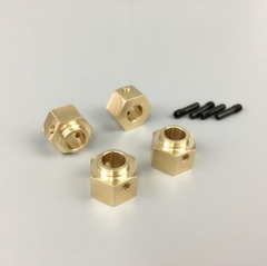 Traxxas TRX-4 Brass Hex Drive Set