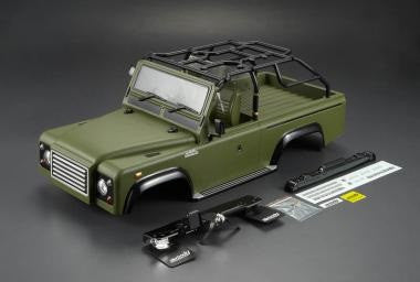 Killer Body Marauder Landrover Body Set Military Green