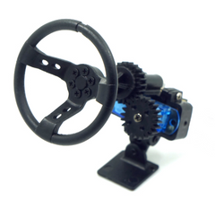 Yeah Racing X Working Steering Wheel For 1:10 Touring Drift Crawler/Scaler