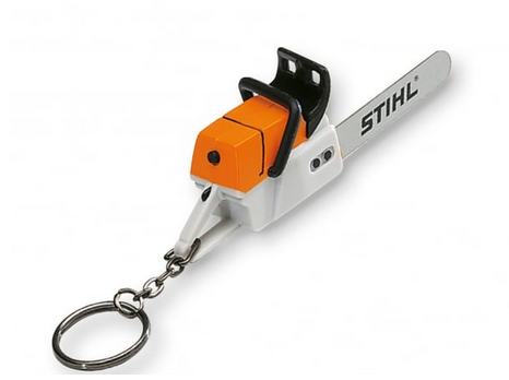 Scale Stihl Chainsaw With Sound