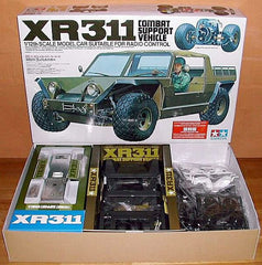 Tamiya XR311 Combat Support Vehicle