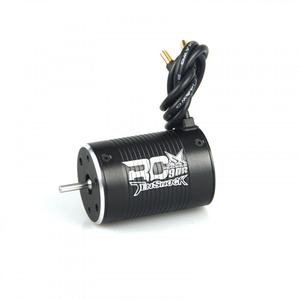 TenShock 6 Pole Sensorless 1250KV Brushless Motor For 1/10 Crawler