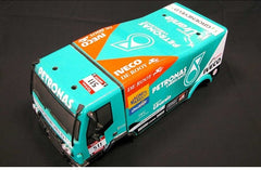 Iveco Tracker Body Dakar 2012 (Assembled painted with light set)