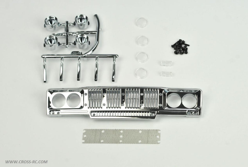 Demon Front Grill Set