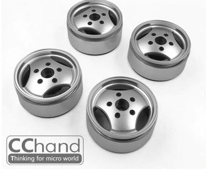 CChand 1.9 Inch Vogue Wheels for Rover Gen 1 (4)