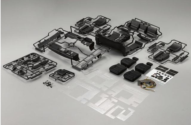 Killerbody Toyota Land Cruiser LC70 Scale Interior