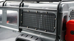 Traxxas TRX-4 Rear Window Guard Set Black