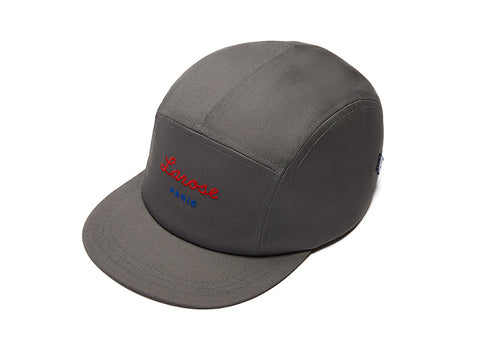 Grey Larose Logo 5 panel