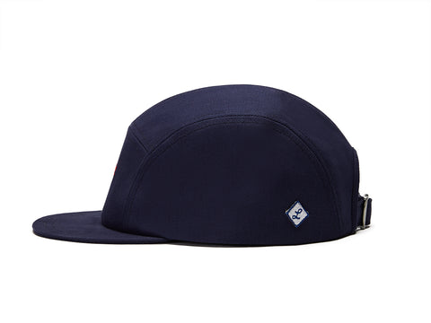 Navy Larose Logo 5 panel