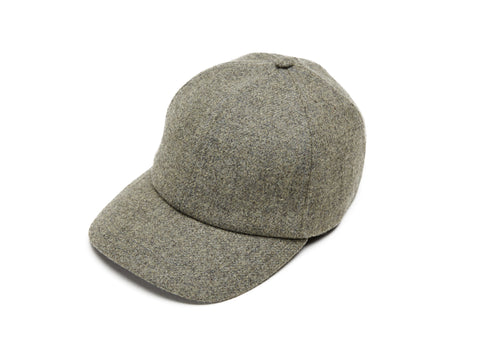 Grey Merino Baseball