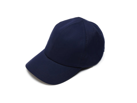 Navy Water Repellent Baseball
